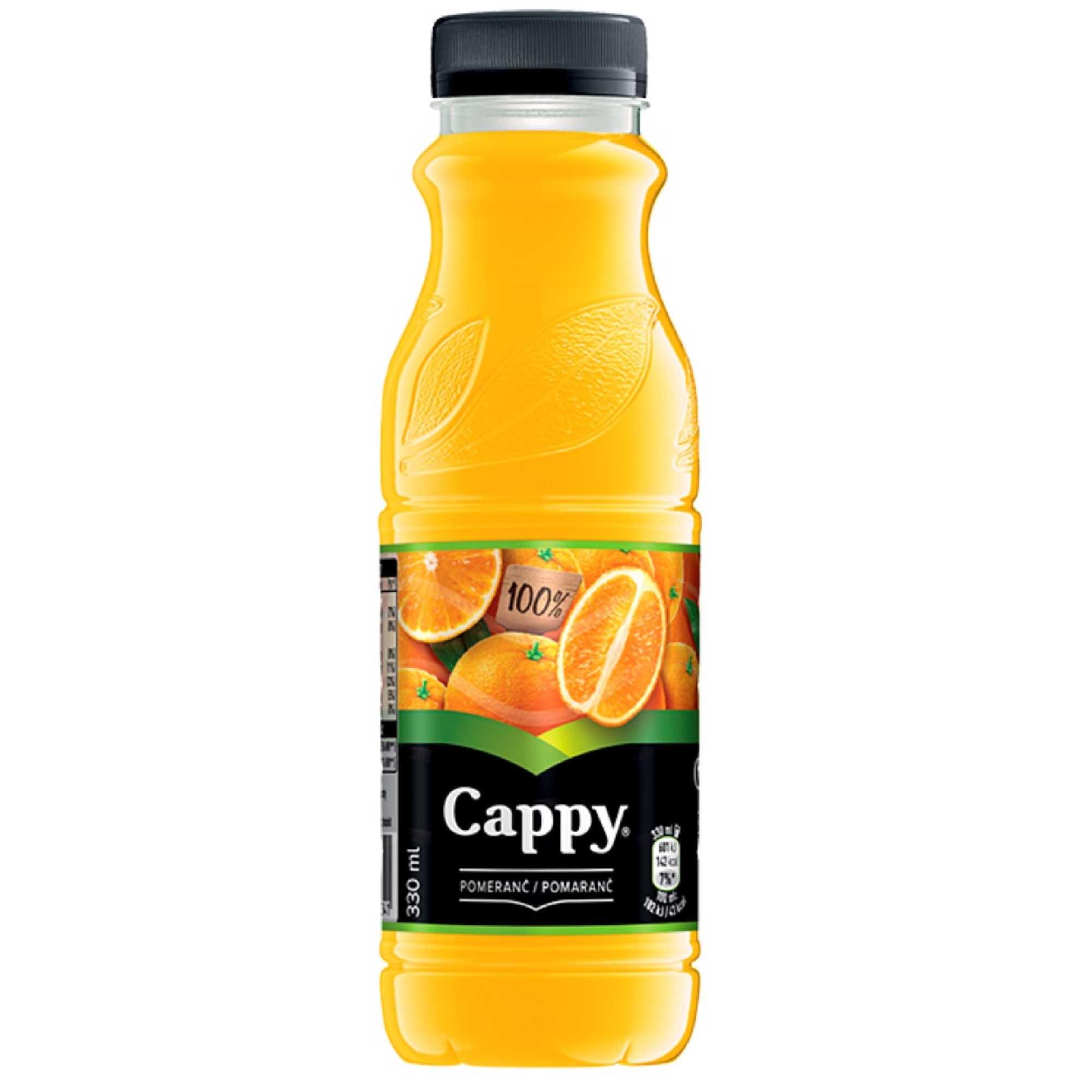 Cappy 100% 0,33l